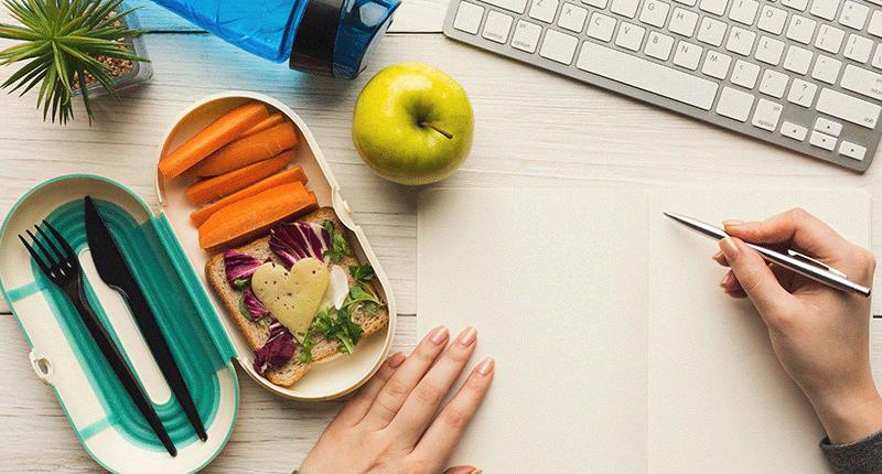 balancing work life and keeping fit