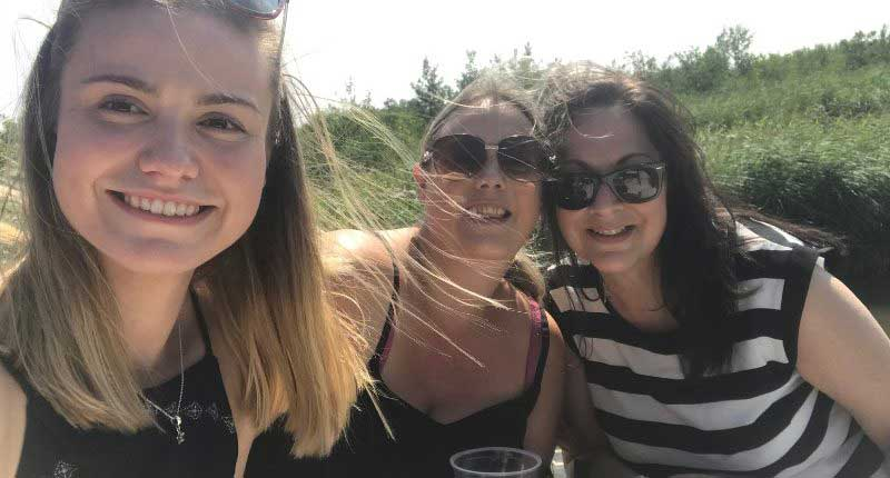serve talent day out on the broads
