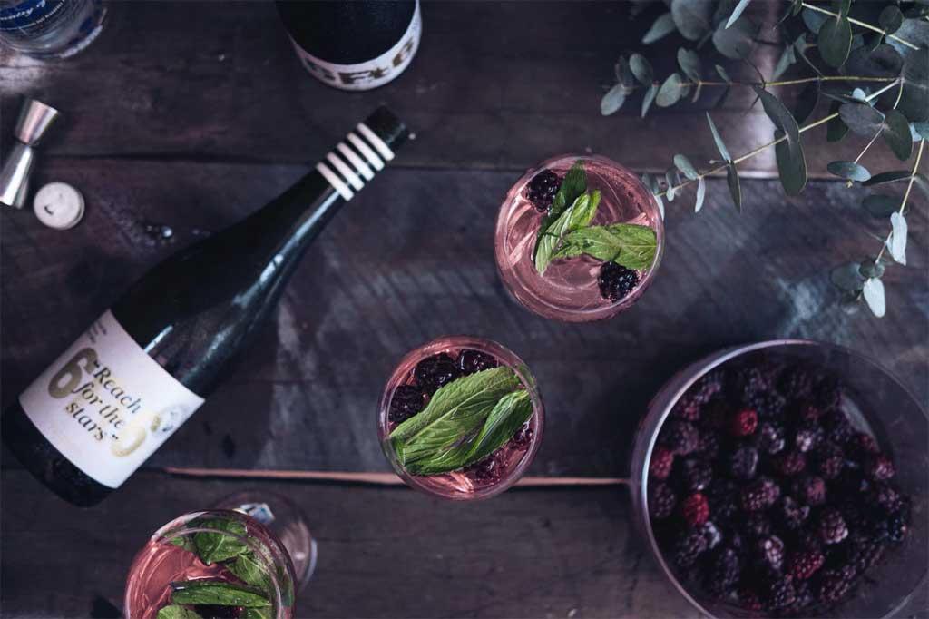 norwich prosecco and gin